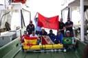 Investigador de la DROC en nuevo hito de circunnavegación con un vehículo submarino autónomo