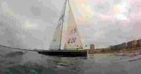 Nuevo vídeo de nuestro barco a vela autónomo ATIRMA