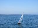 Éxito en la participación en la World Robotic Sailing Championship 2013