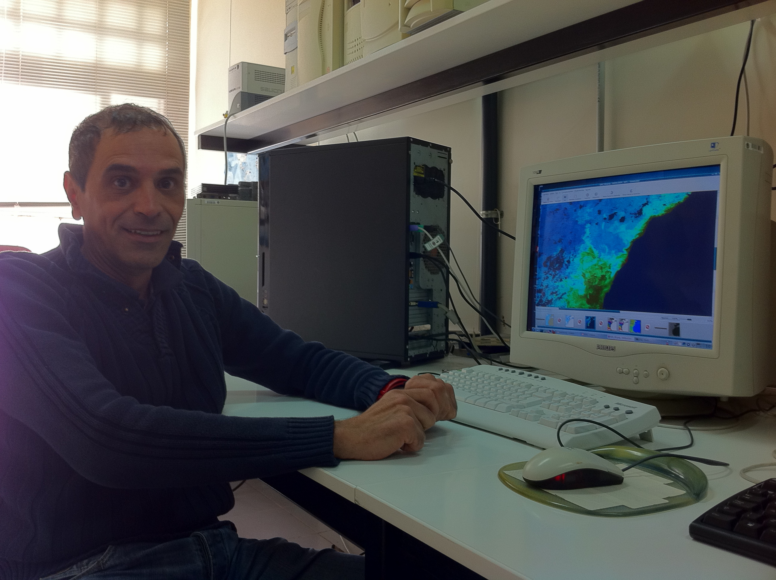 Antonio González Ramos galardonado con el RU COOL Technical Achievement Award